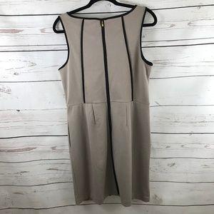 Tan Apt.9 Dress